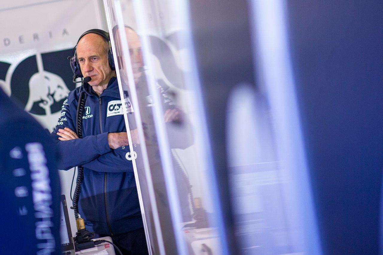2020年F1プレシーズンテスト アルファタウリのチーム代表フランツ・トスト
