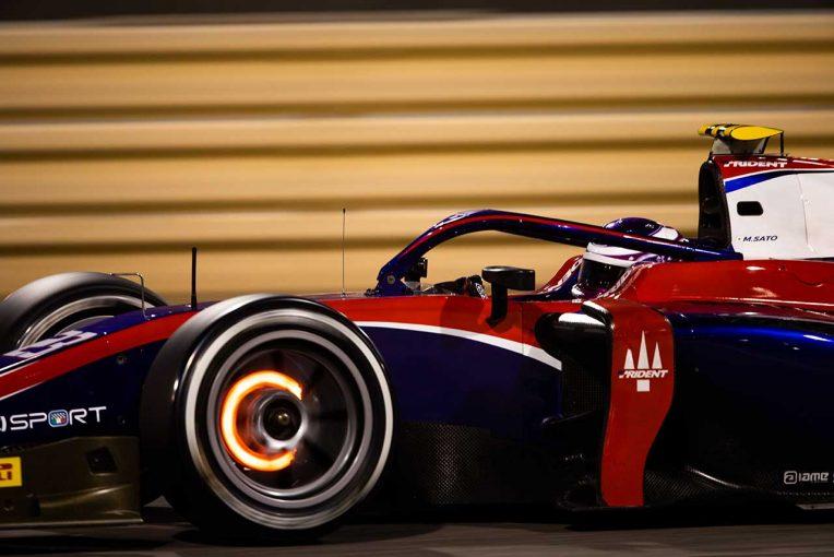 海外レース他 | FIA-F2:F1より先に投入される18インチタイヤの影響。車体進化よりも「変化が大きい」と佐藤万璃音