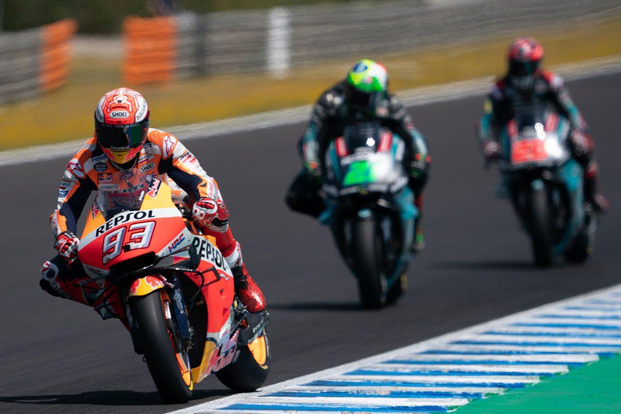 MotoGP:スペインGPの延期が決定。代替日程は未定、併催のMotoE開幕戦にも影響