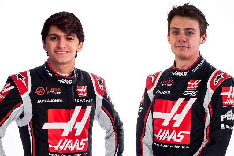 F1   ハースF1のテスト&リザーブドライバーにフィッティパルディとデレトラズが就任。公式バーチャルGPにも参戦へ