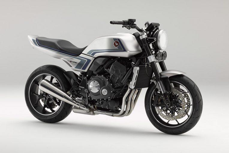 MotoGP | CB750Fが最新技術で蘇る。ホンダが『CB-Fコンセプト』をホームページで世界初公開