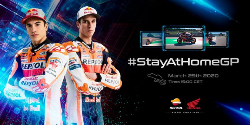 MotoGP | アレックス・マルケスが優勝【順位結果】2020MotoGPバーチャルレース 第1戦イタリアGP