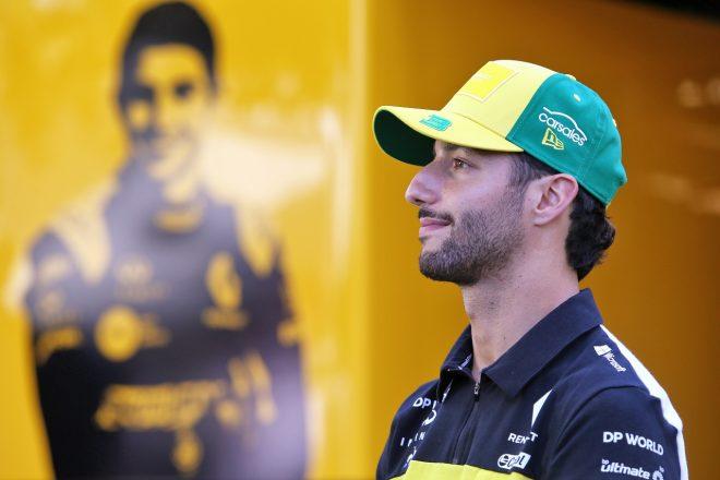 2020年F1オーストラリアGP ダニエル・リカルド(ルノー)