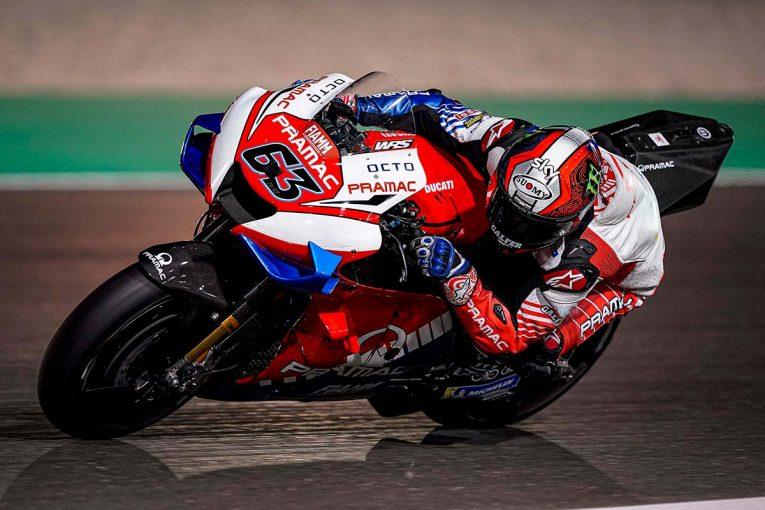 MotoGP   2020年MotoGPライダー紹介:フランセスコ・バニャイア(プラマック・レーシング)