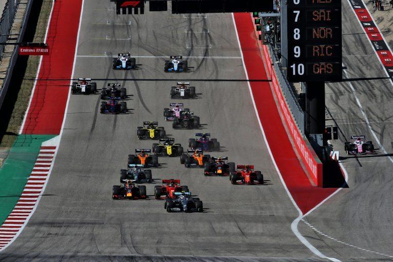 F1   2020年F1カレンダーの構想:1月までの延長や2デー開催についてF1とチームが協議