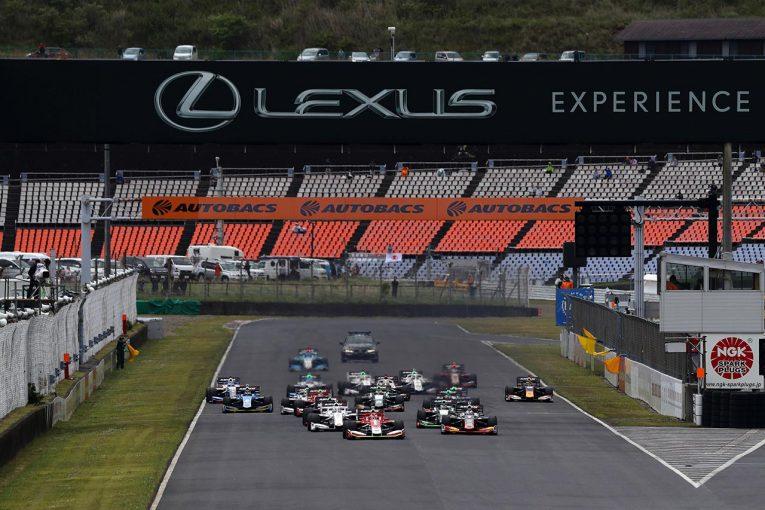 スーパーフォーミュラ | スーパーフォーミュラ・バーチャルシリーズ・SPラウンドの舞台はオートポリス。32周のレースに