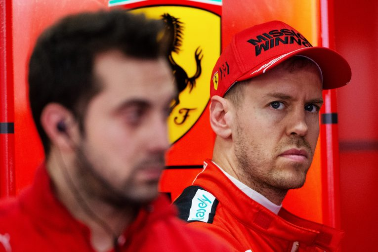 F1 | 「ベッテルは引退するかマクラーレンに移籍するべき」と元F1最高権威者エクレストン