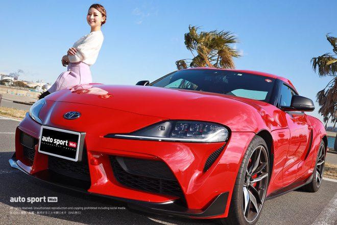 クルマ   笑顔こぼれるトヨタ・スープラRZの走り。1000万円以下で買える本格3リッタースポーツカー/市販車試乗レポート