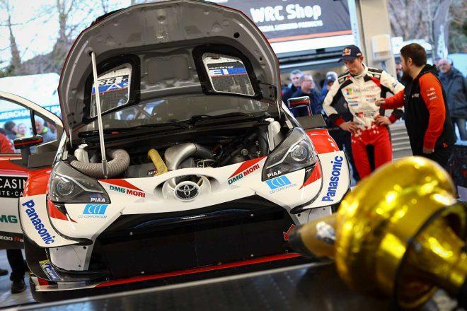 ラリー/WRC   WRC:2022年導入ハイブリッドの単一サプライヤー決定。既存の1.6リッター直噴ターボエンジン維持も決議