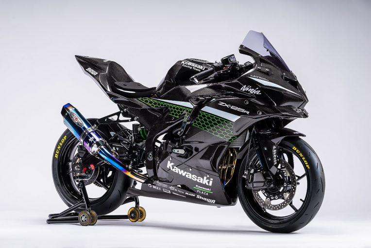 MotoGP | 【ギャラリー】カワサキ『Ninja ZX-25R』レースイメージ車両