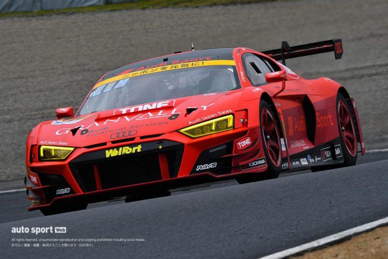 スーパーGT | 開幕までに知識を増やそう。カーナンバーとチーム名の由来を知る:Audi Team Hitotsuyama