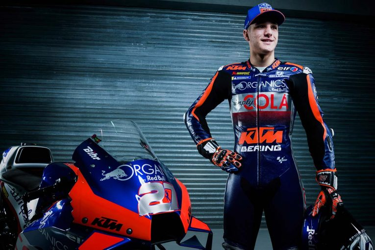 MotoGP | 2020年MotoGPライダー紹介:イケル・レクオーナ(レッドブルKTMテック3)