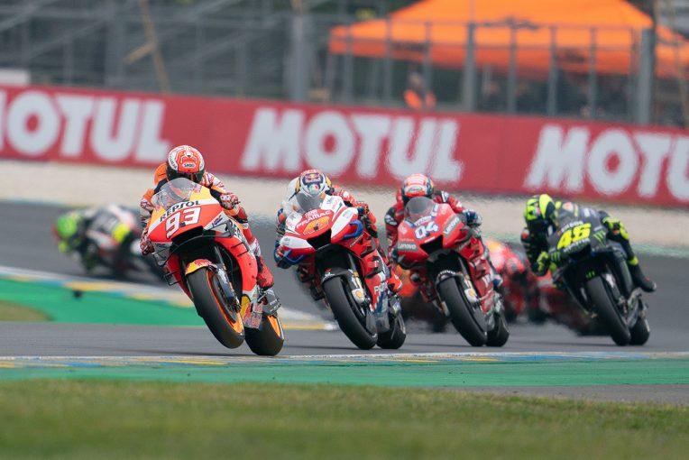 MotoGP | MotoGP:新型コロナの影響でフランスGPも延期決定。2020年シーズンの再開見通し立たず
