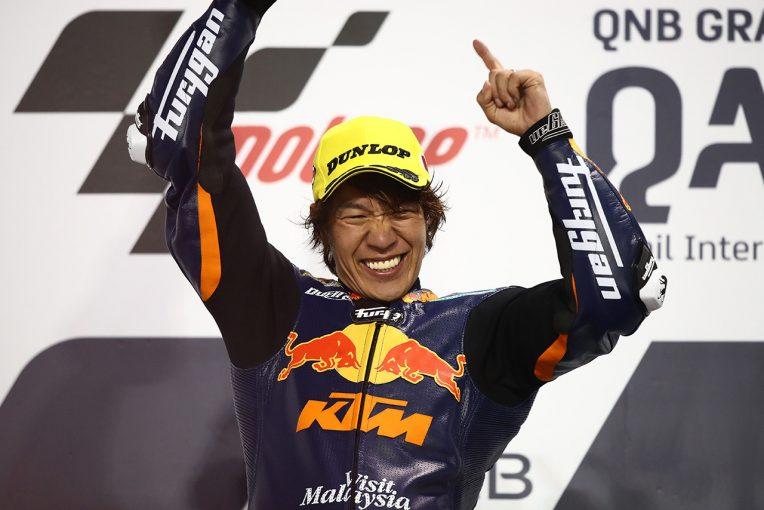 MotoGP | Moto2:KTMアジョで得た自信と初優勝「MotoGPに上がる機会が巡ってきた」/長島哲太独占インタビュー(後編)