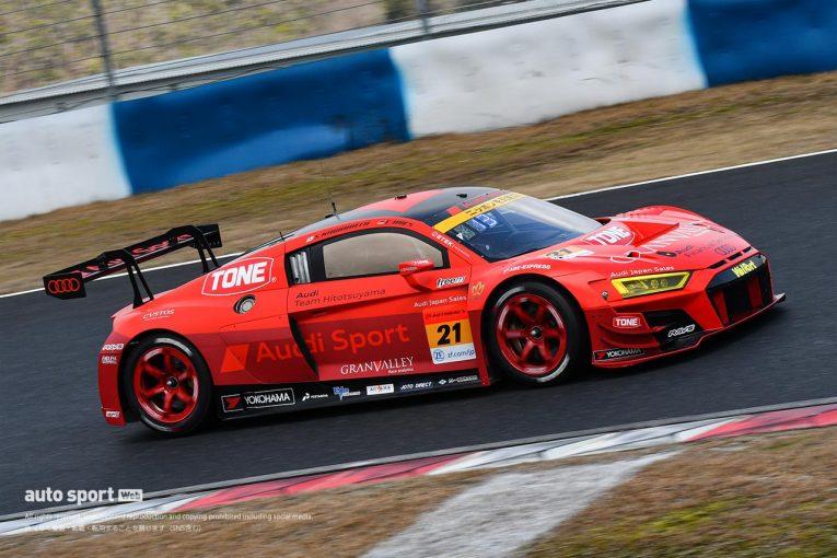 スーパーGT | Audi Team Hitotsuyamaが8月の鈴鹿10時間参戦を発表。川端と宮田のドライブが決定