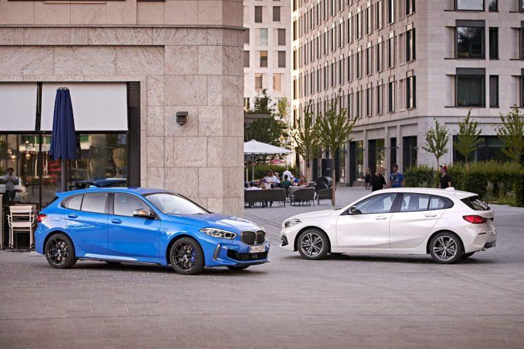 クルマ   FF化した3代目『BMW1シリーズ』に、最新の4気筒クリーン・ディーゼルが追加設定
