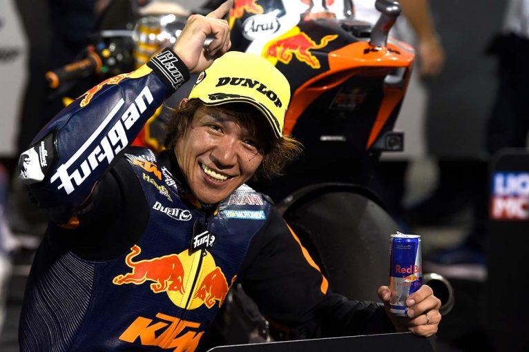 MotoGP | Moto2:日本でトレーニングに励む長島哲太「今はリラックスして家族と過ごしています」