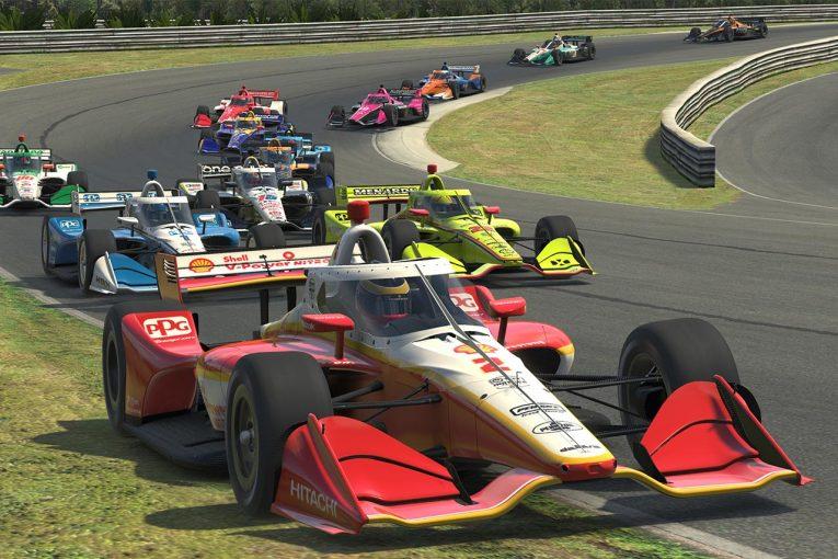 海外レース他 | インディカー:iRacing第2戦アラバマは豪SC王者のスコット・マクローリンが制す