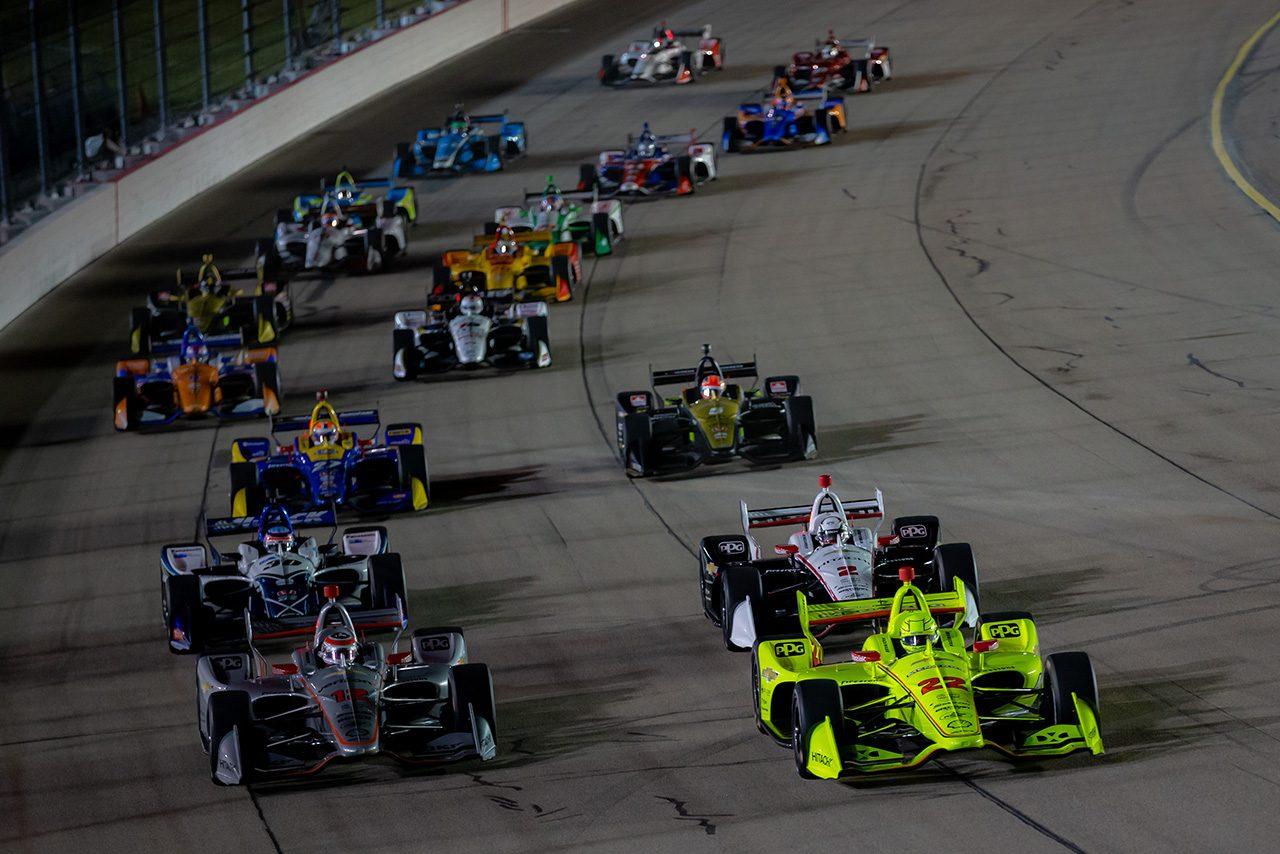 インディカー:新型コロナの影響でデトロイト戦中止と新たなレーススケジュールを発表