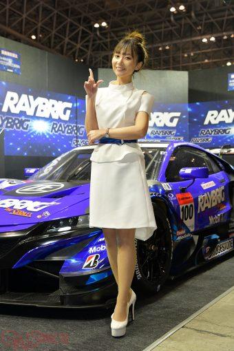 レースクイーン | 黒崎はるか(RAYBRIG)