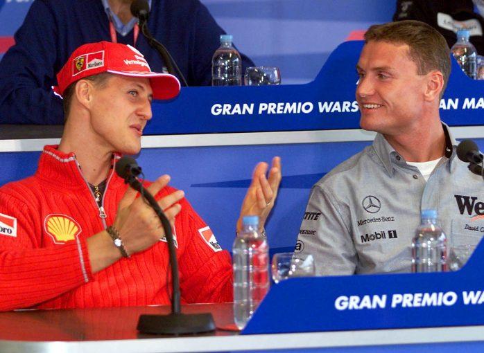 F1   クルサード、フェラーリF1からのオファーを蹴った過去を明かす「シューマッハーのナンバー2にはなりたくなかった」