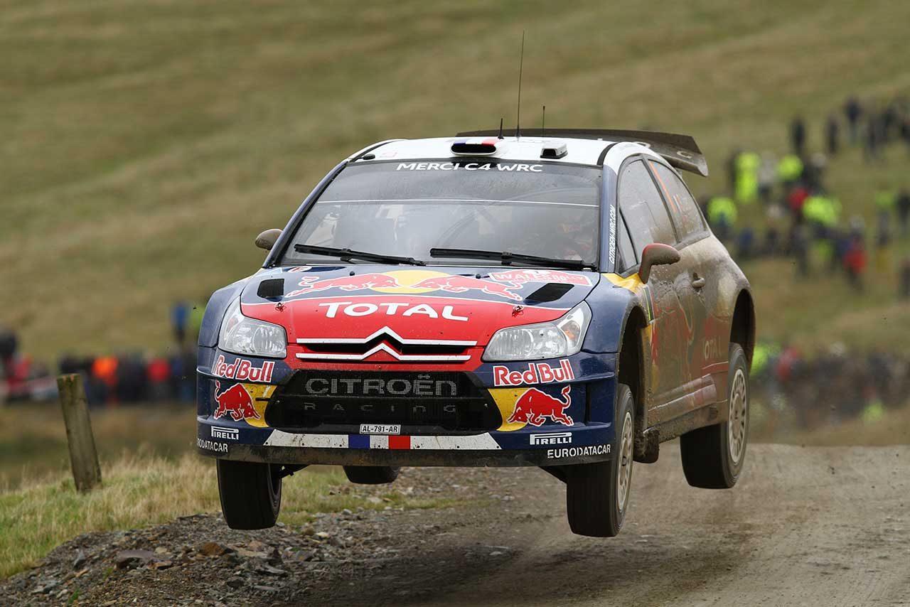 シトロエンC4 WRC