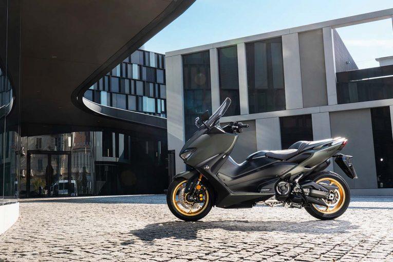MotoGP | ヤマハ、排気量をアップしたTMAXシリーズの後継モデル「TMAX560 TECH MAX ABS」「TMAX560 ABS」を新発売