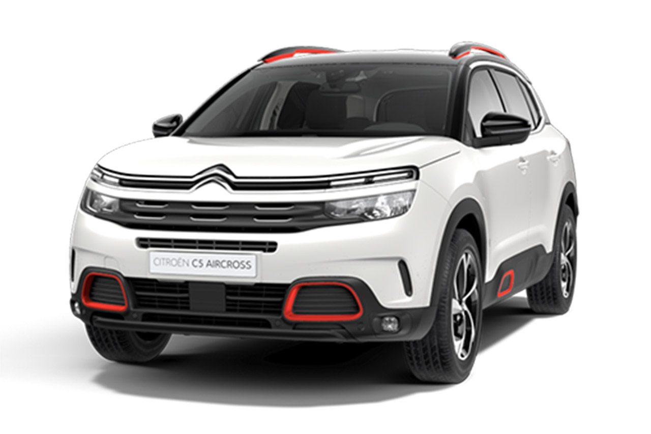 シトロエン、『C5 AIRCROSS SUV』に高い静粛性と軽量な車体のガソリンエンジン仕様を追加