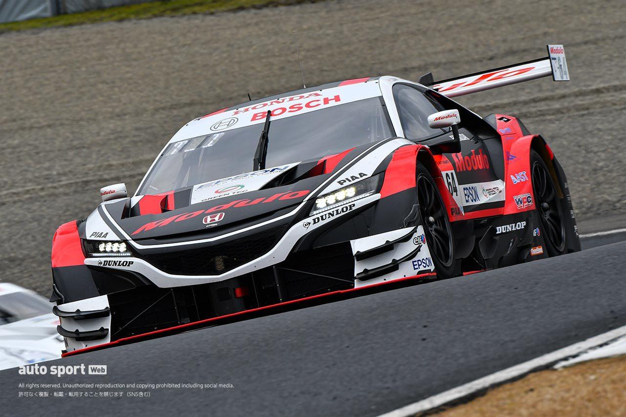 開幕までに知識を増やそう。カーナンバーとチーム名の由来を知る:Modulo Nakajima Racing