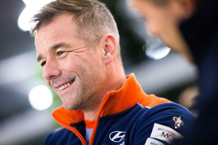 ラリー/WRC | WRC:セバスチャン・ローブがトランポリンデビューも「娘のほうが上手」シリーズ再開に向けたコメントも