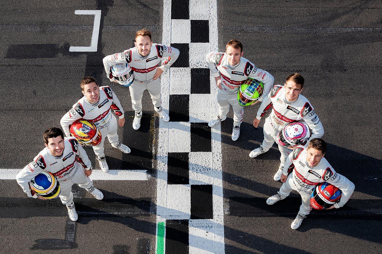 アウディのDTMドライバーたちがグランツーリスモSPORTのバーチャルチャリティレースを企画