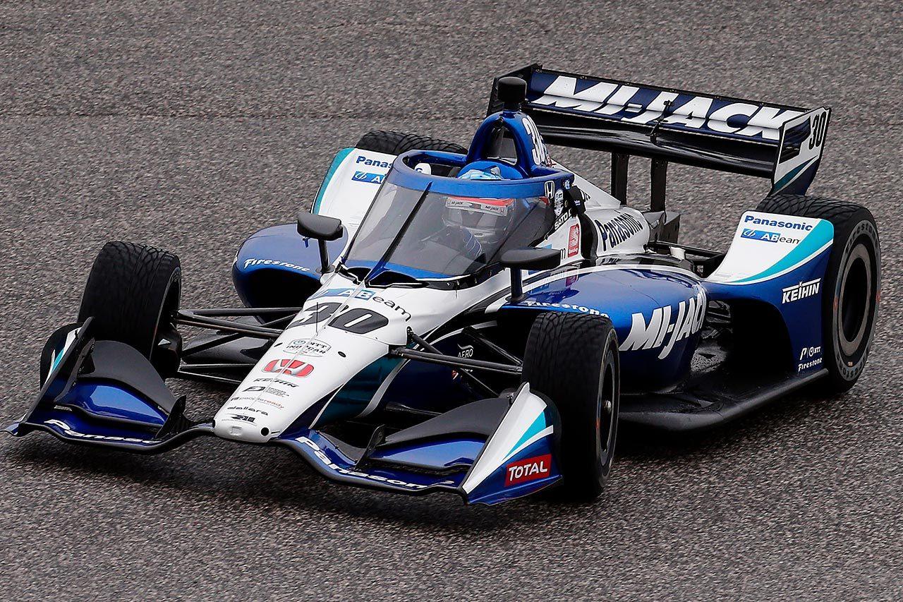 インディカーのiRacingチャレンジに佐藤琢磨も参戦へ。第4戦からの挑戦を目指す