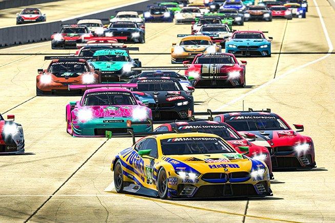ル・マン/WEC | 現役ドライバー50名が参戦するIMSA iRacing Proシリーズが誕生。4月16日始動