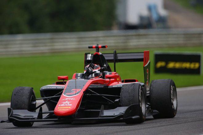 2017年GP3第5戦スパ・フランコルシャン レース1 ジョージ・ラッセル(ARTグランプリ)