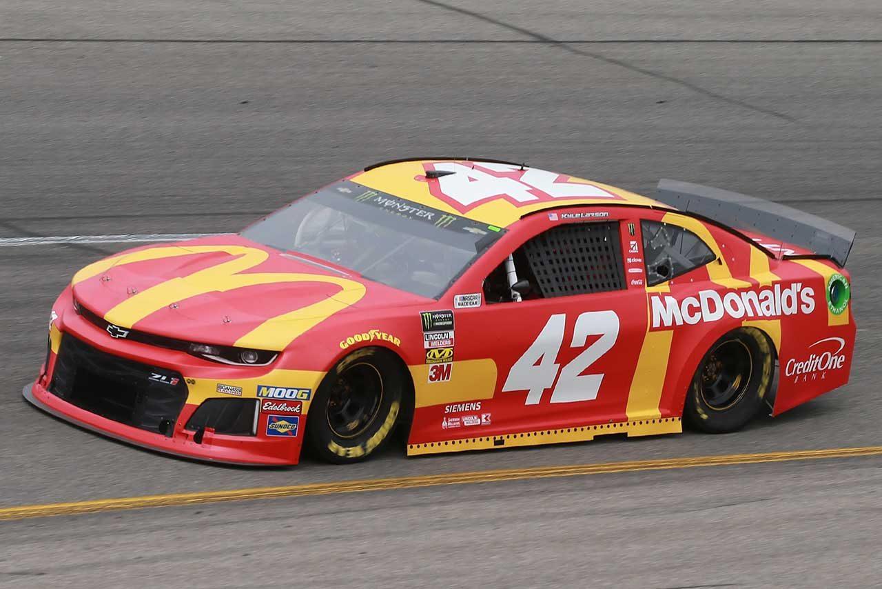 Photo of NASCAR:eスポーツで人種差別発言のカイル・ラーソンが解雇に。マクドナルドも契約解除 | 海外レース他 | autosport web | オートスポーツweb