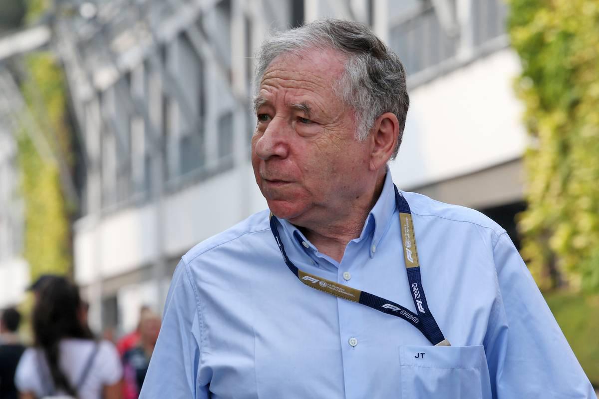 ジャン・トッド(FIA会長)