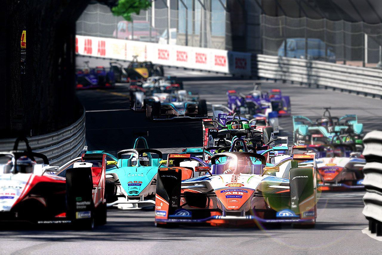 フォーミュラEがeスポーツ大会を開催。選手権に参戦するチームとドライバー、ゲーマーたちが参加へ