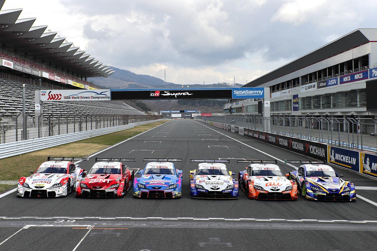 J SPORTSで『全日本GT選手権リバイバル』を4月18日から放映。第一弾はスープラ特集