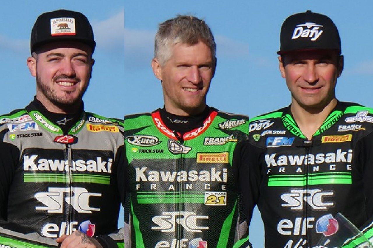 鈴鹿8耐:エヴァンゲリオン・レーシング、EWC制覇したSRCカワサキとタッグ。初号機カラーのカワサキZX-10RRで挑む