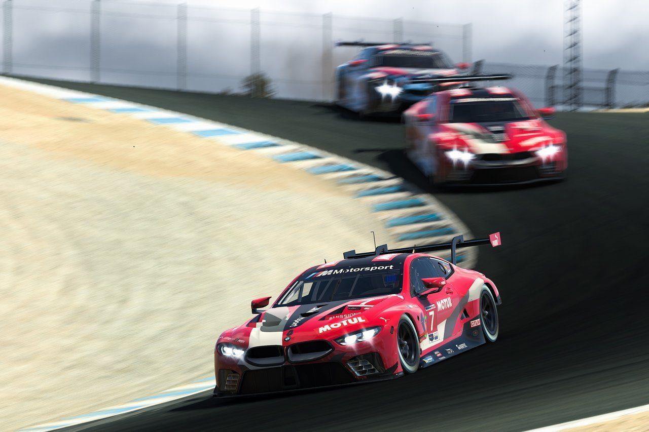 ドラマチックなレースをBMWのスペングラーが逆転で制す/IMSA iRacing Proシリーズ第2戦