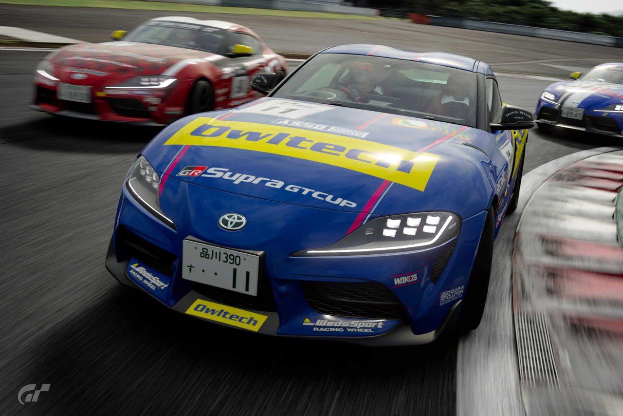 解説に脇阪寿一が登場、優勝者には景品も!『eRacer部』定例レースが4月24日開催