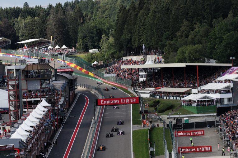 F1 | F1ベルギーGP主催者がチケット販売を休止。開催延期でなく完全中止の可能性も