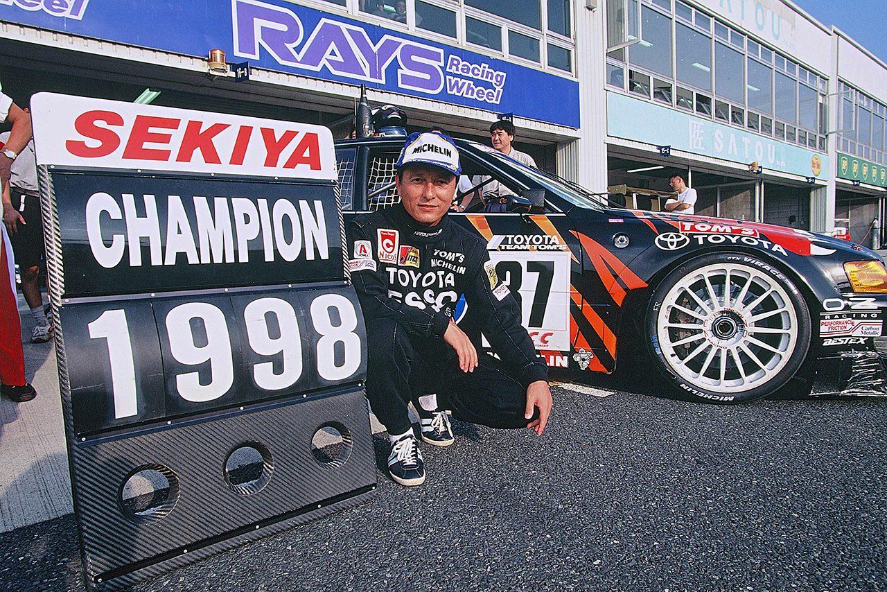 JTCCラストチャンピオン、トヨタ・チェイサーの挑戦「タイヤを100%使うためにFRを選んだ」