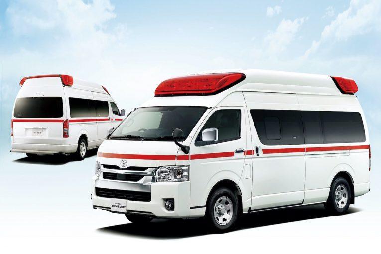 クルマ | 『トヨタ・ハイエース』が一部改良。救急車『ハイメディック』も安全装備拡充