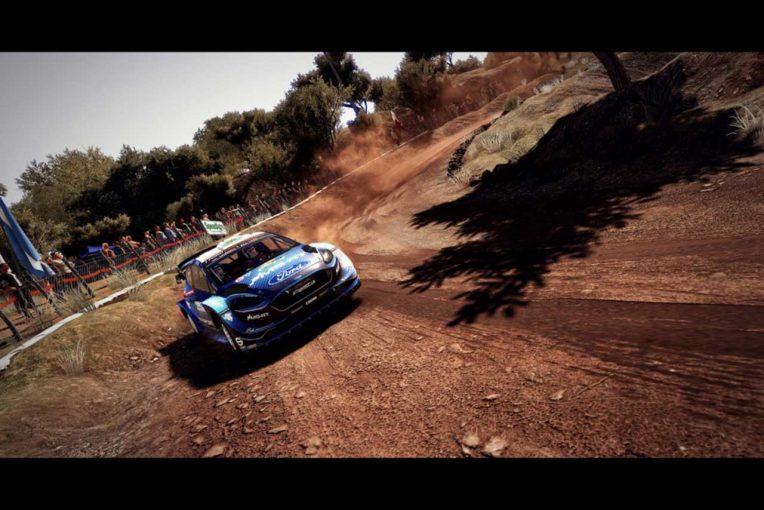 ラリー/WRC   オリバー・ソルベルグなど若手ラリードライバーに光を当てる『eスポーツWRCシュートアウト』開催