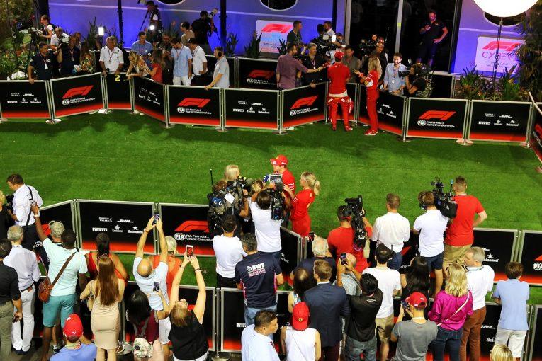 F1 | 早期開幕を目指すF1、全ヨーロッパ戦を無観客で開催か。密集回避のため現地取材も原則禁止の方針