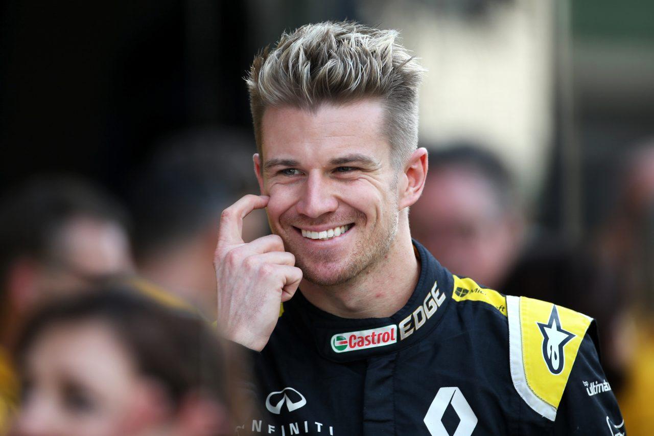 2019年F1アブダビGPでのヒュルケンベルグ