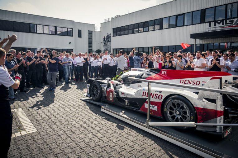 ラリー/WRC   「勝つためのプロ集団へ」トヨタ、TMGの社名を『TOYOTA GAZOO Racing Europe』に変更