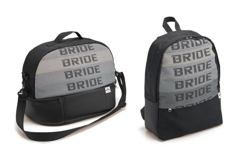 インフォメーション | モータースポーツファンなら愛用したいブリッドのヘルメットバッグ/デイバッグ登場