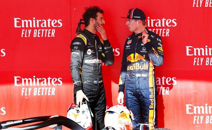F1 | 将来のプランを検討中のリカルド、レッドブルF1復帰の可能性を否定せず